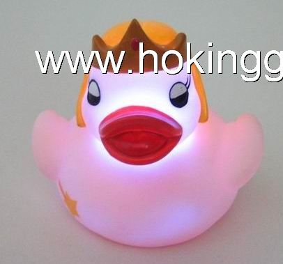 Flashing Duck