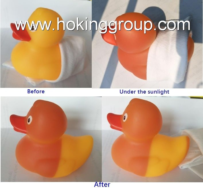 UV light duck