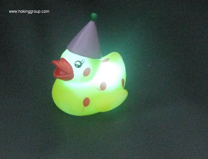 Flashing Party Duck
